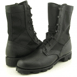 Altama Black Jungle Vulcanized Boot - Domestic