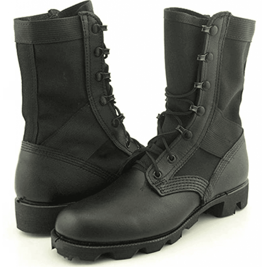 Altama Black Jungle Vulcanized Boot Review