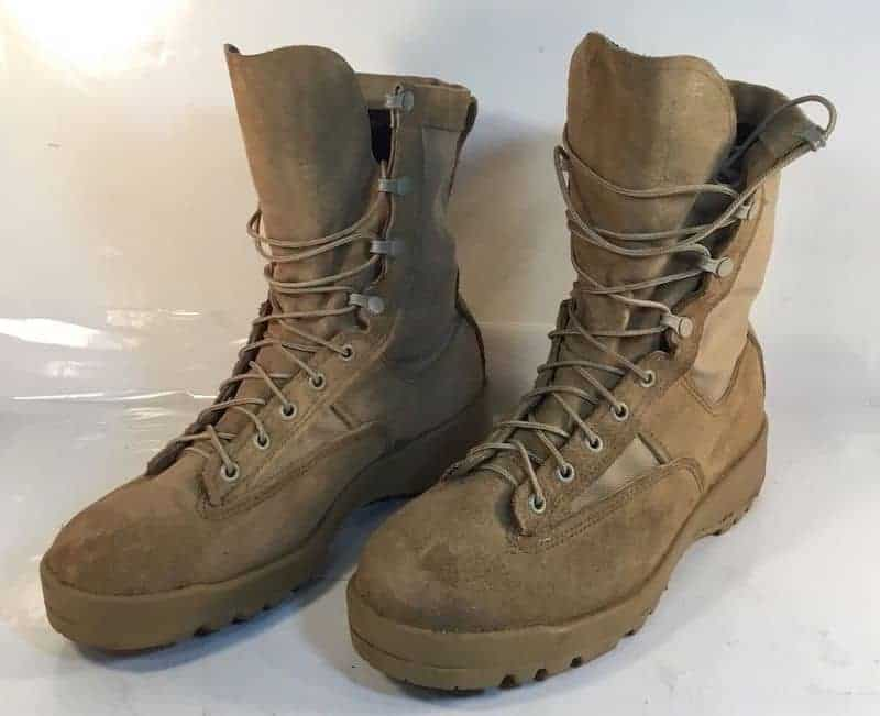 Belleville 790 boots review